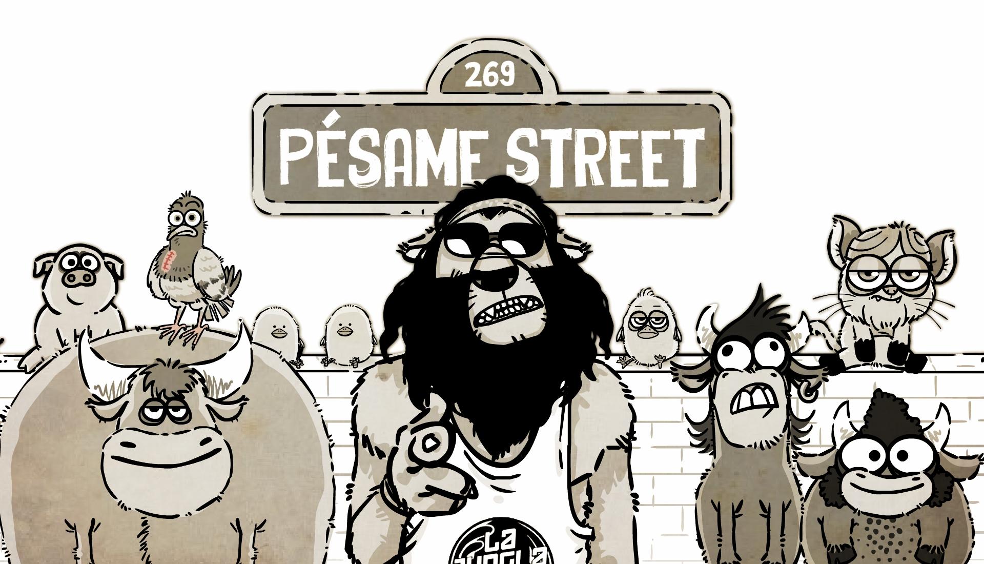Pesame Street